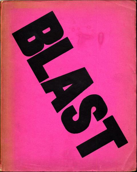 Blast cover image