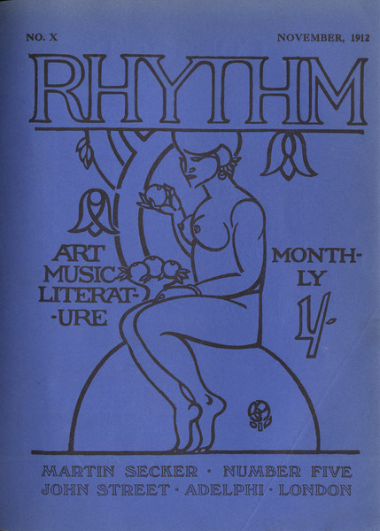 Thumbnail for Rhythm: <small> Art ...