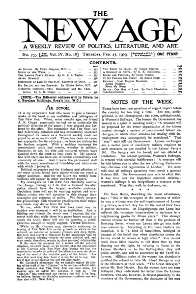Thumbnail for The New Age ...