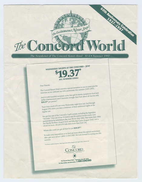 Thumbnail for The Concord World, ...