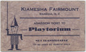 Thumbnail for Kiamesha Fairmount, admission ...