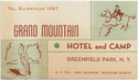 Thumbnail for Grand Mountain Hotel ...