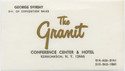 Thumbnail for The Granit Conference ...