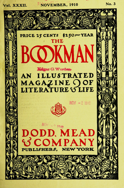 Thumbnail for The&nbsp;Bookman: <small> An ...
