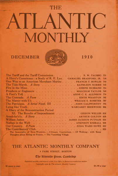 Atlantic Monthly cover image