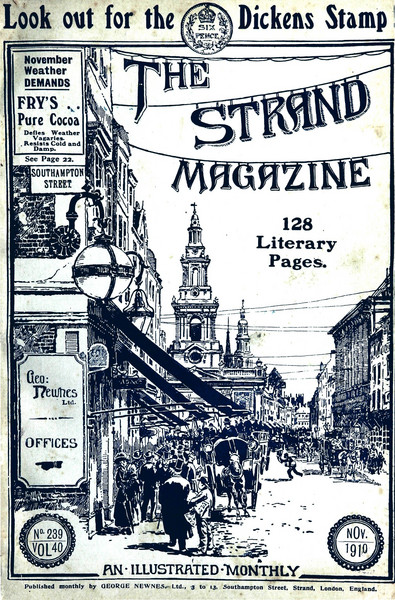 Thumbnail for The Strand Magazine: ...