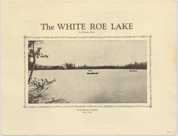 Thumbnail for White Roe Lake ...