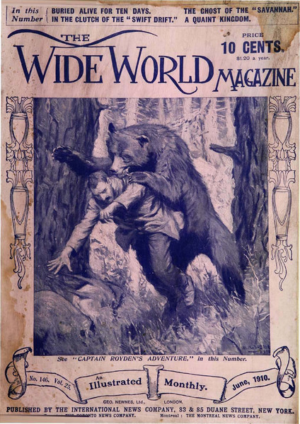 Wide World cover image