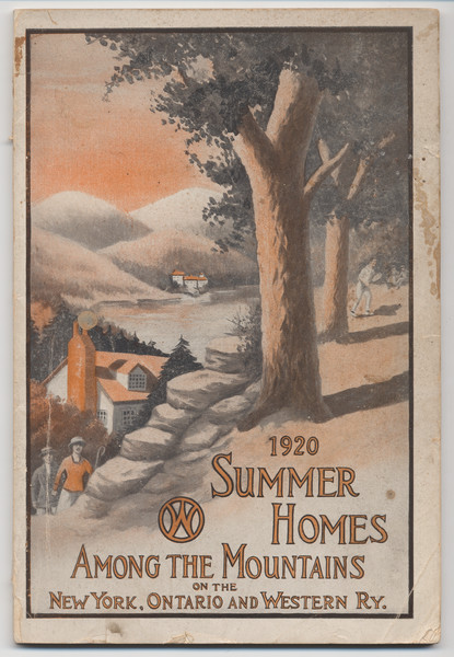 Thumbnail for Summer homes among ...