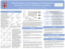 Thumbnail for Blood biomarkers for …