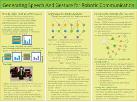 Thumbnail for Generating speech and …