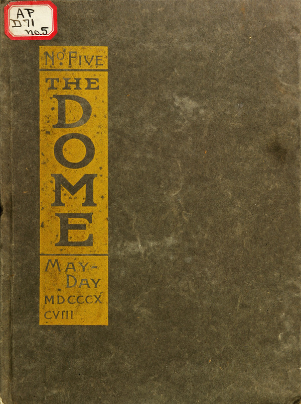 Thumbnail for The Dome: <small> ...