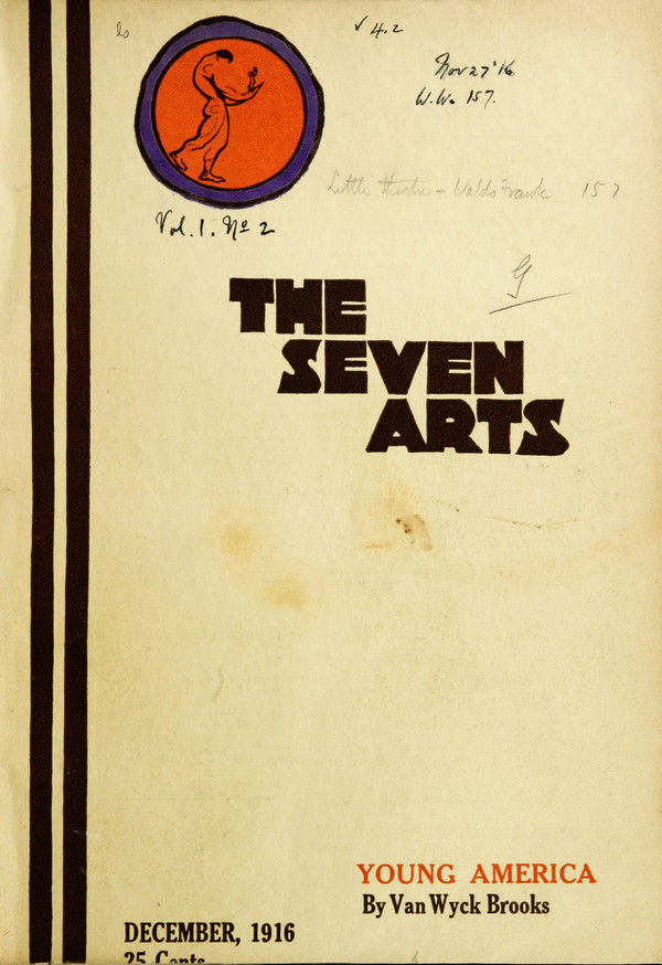 Thumbnail for The&nbsp;Seven Arts <small> ...