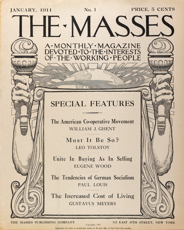 Masses cover image