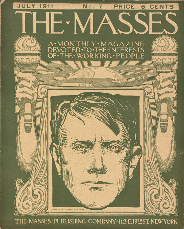 Thumbnail for The&nbsp;Masses: <small> A ...