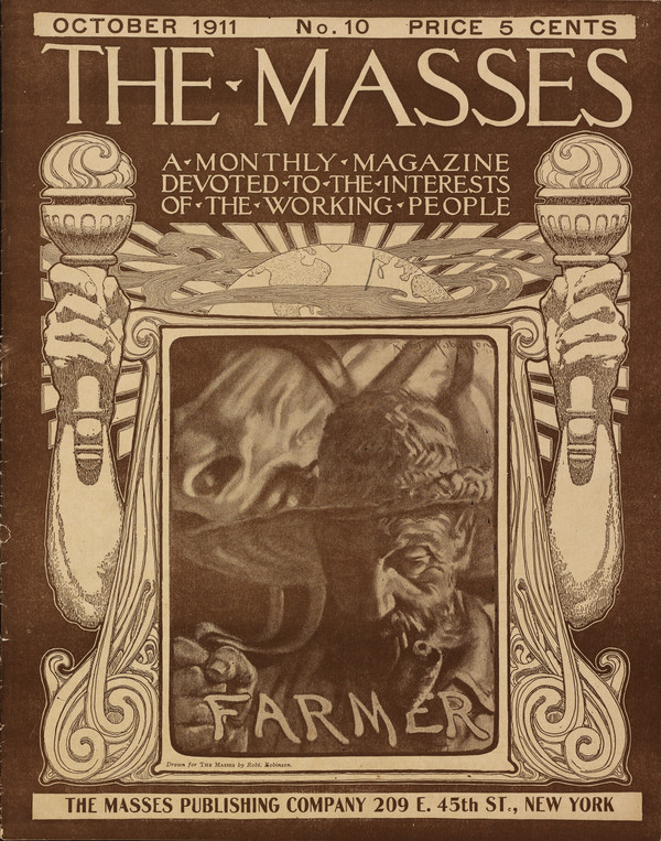 Thumbnail for The Masses: <small> ...