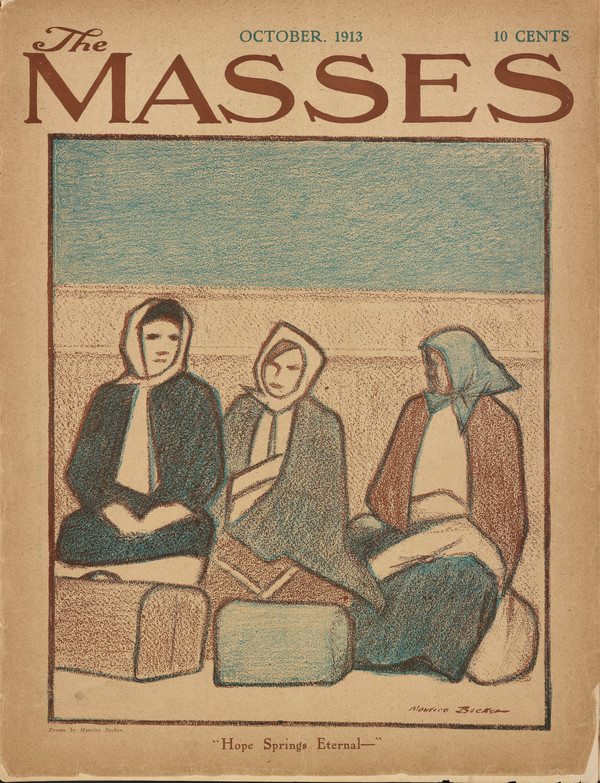 Thumbnail for The&nbsp;Masses <small> Vol. ...