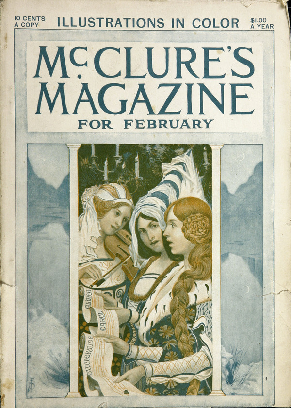 Thumbnail for McClure&#39;s Magazine <small> ...