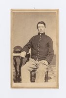 Thumbnail for Unidentified R.I. soldier