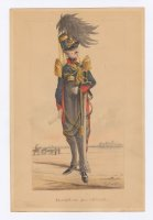 Thumbnail for Belgique 1861. Officier …