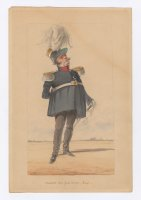 Thumbnail for Belgique 1861. Garde …