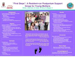 "Thumbnail for ""First steps"": a …"