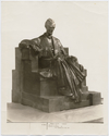 "Thumbnail for Bronze statue ""Lincoln"""