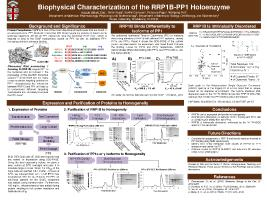 Thumbnail for Biophysical characterization of …