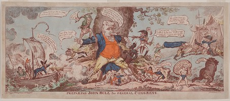 Thumbnail for Preparing John Bull …