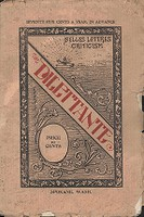 Thumbnail for The Dilettante: <small> ...