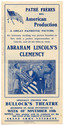 Thumbnail for Abraham Lincoln's clemency.