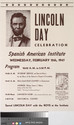Thumbnail for ...Lincoln day. V. ...