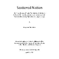 Thumbnail for Scattered Nation: The …