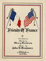 Thumbnail for Friends of France