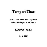 Thumbnail for Tempest Time