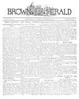 Thumbnail for Brown Daily Herald …